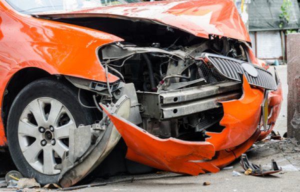 תאונת דרכים הגדרה